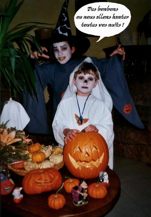 Halloween, une fête morte et - Halloween : préparer la fête ...
